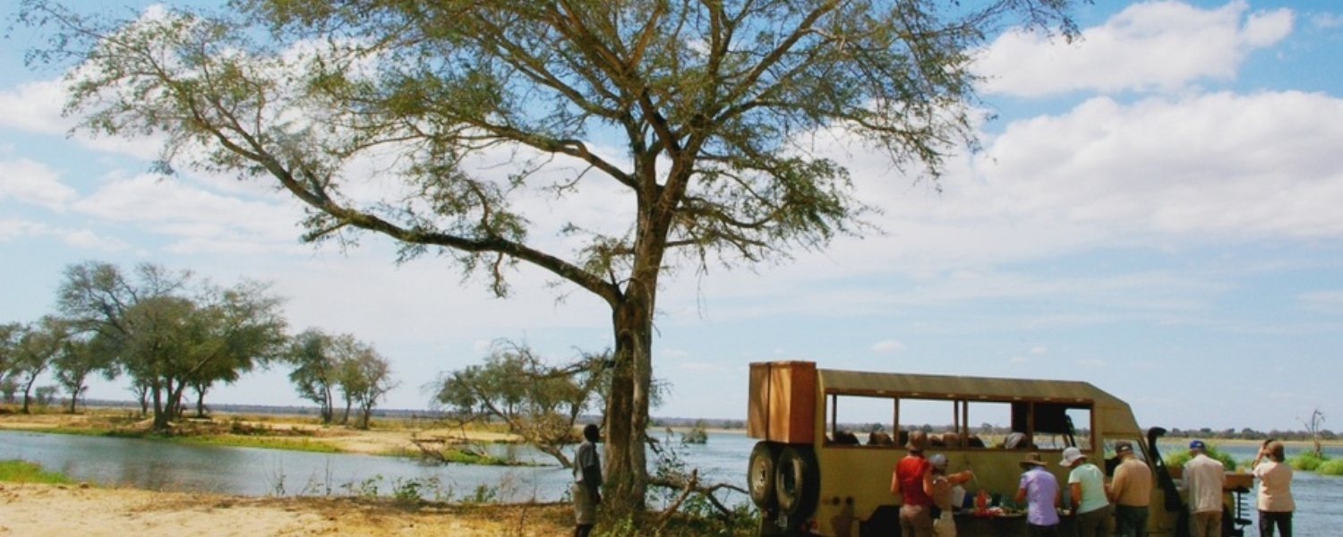 Safaris in Malawi und Sambia