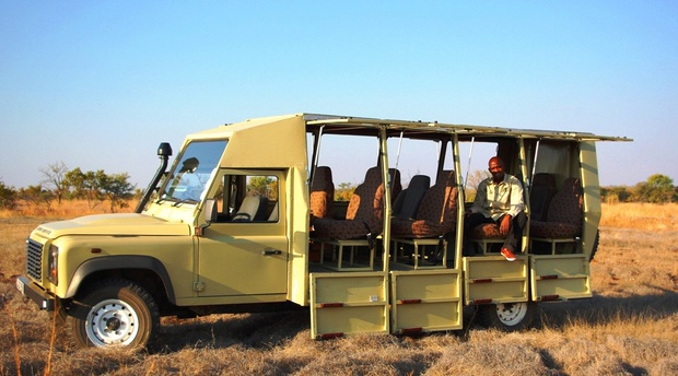 Safari Vehicle Adventure Purists